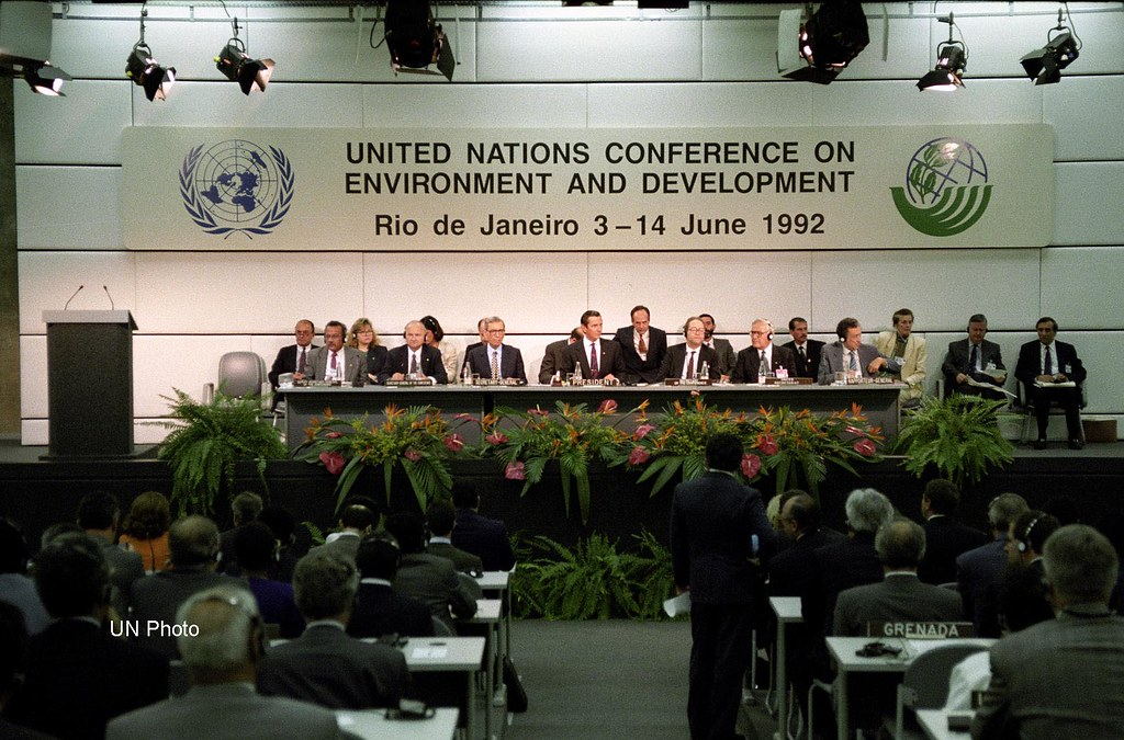 """""""Boutros Boutros-Ghali"""" by United Nations Photo is licensed under CC BY-NC-ND 2.0"""